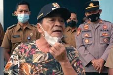 Jawaban Bupati Banjarnegara soal Masker Melorot di Acara Mata Najwa
