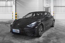 Ramaikan Pasar Mobil Listrik, Tesla Model 3 Facelift Meluncur