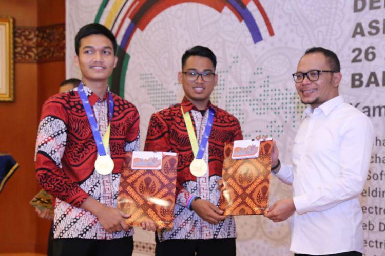 Kementerian Ketenagakerjaan (Kemnaker) mengapresiasi delegasi Indonesia yang berhasil meraih juara kedua pada ajang ASEAN Skills Competition (ASC) ke-XII di Thailand.