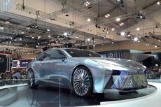 Konsep Sedan Mewah Masa Depan Lexus