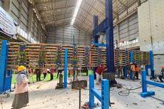 Bambu Bakal Digunakan dalam Konstruksi Jalan Tol Semarang-Demak