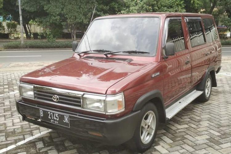 Toyota Kijang Generasi Ketiga