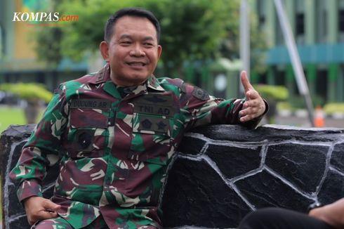 Kisah Dudung Abdurachman, Ingin Jadi Perwira TNI Setelah Kue Dagangannya Ditendang Tentara