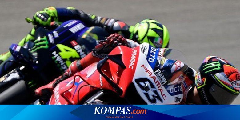 Hasil FP4 MotoGP Emilia Romagna - Tebar Ancaman, B