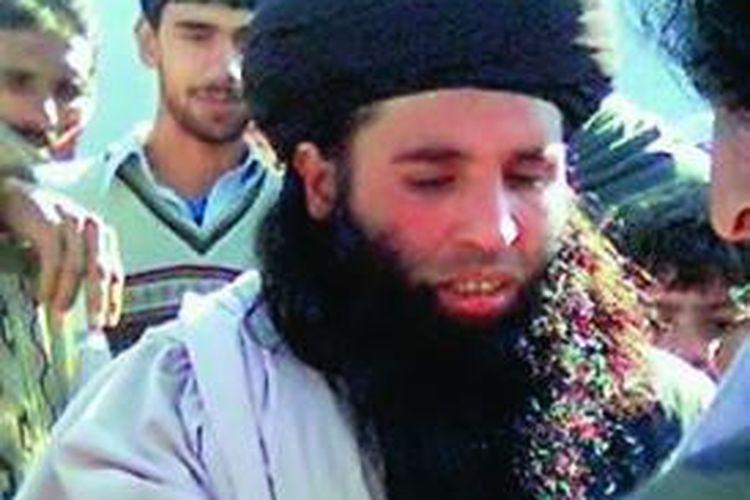 Pemimpin Taliban Pakistan yang baru, Maulana Fazlullah.