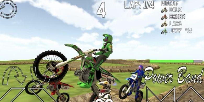 Game Motor Pro MX 3