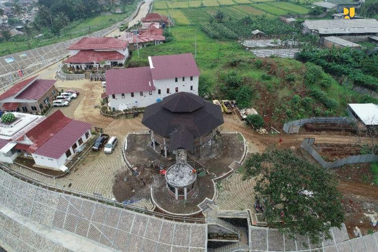 Pembangunan Bendungan Ciawi dan Sukamahi ditargetkan rampung pada akhir 2020.