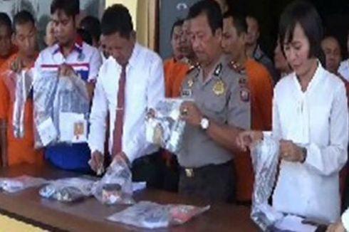 Dalam 4 Bulan, Polres Pinrang Tangkap 129 Anggota Sindikat Pengedar Narkoba