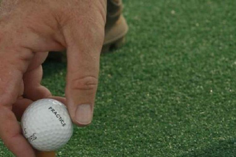 Ilustrasi golf.