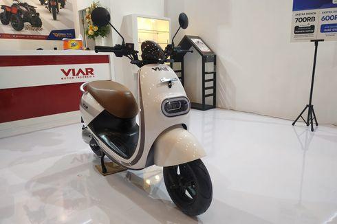 Viar Siapkan Diskon Motor Listrik New Q1 di IEMS 2019