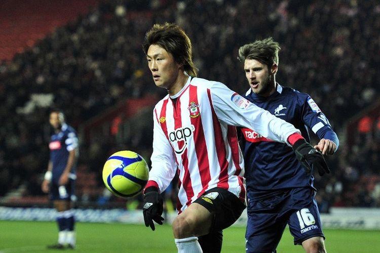 Eks penyerang Southampton periode 2012-2014, Tadanari Lee