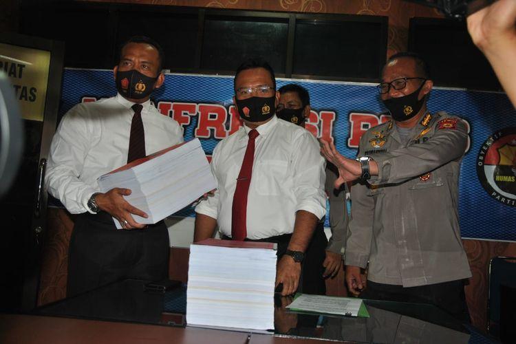 Polda Jambi tengah mengusut kasus dugaan korupsii dana ruang operasi di RSUD Hanafie Kabupaten Bungo