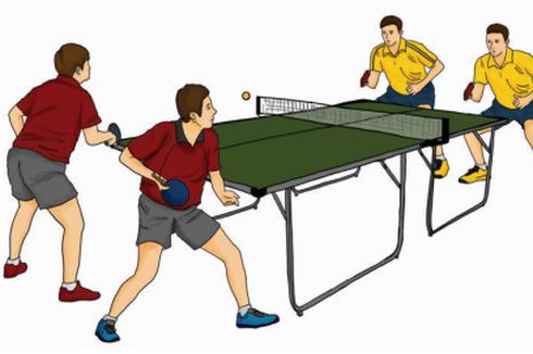 Peraturan Servis dalam Tenis Meja