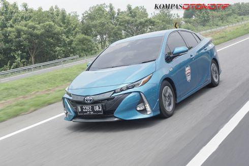 Toyota Prius PHEV Jadi Armada Rental GoFleet