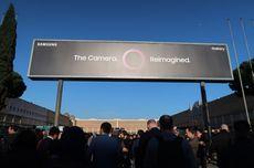 Suasana Jelang Peluncuran Galaxy S9 dan S9 Plus di Barcelona
