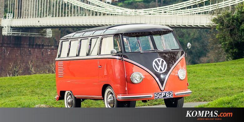 Volkswagen Type 2 >> Vw Kombi Retro Type 2 Dilelang Rp 1 3 M