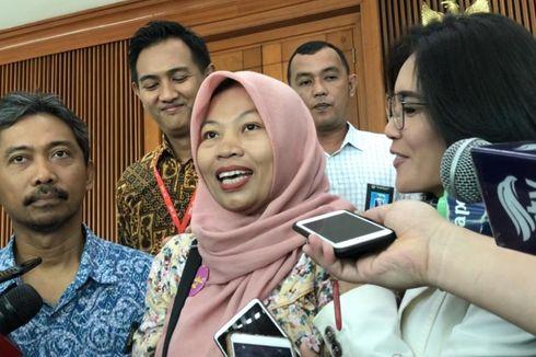 DPR Diyakini Setujui Pertimbangan Amnesti untuk Baiq Nuril