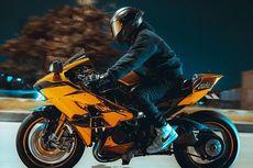 Spek Kawasaki Ninja H2 Doni Salmanan, Biaya Modifikasinya Rp 400 Juta