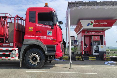 Mudik Dilarang, Pertamina Tetap Jamin Stok BBM di Tol Trans-Jawa