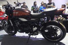Kawasaki Mau Jadi yang Pertama di Segmen Retro