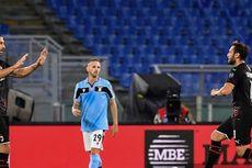 Lazio Vs AC Milan, Calon Juara Liga Italia Terkapar di Babak Pertama