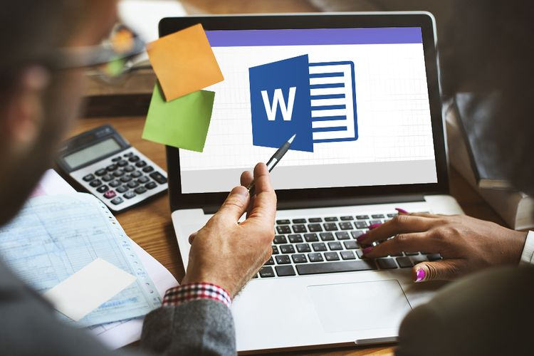 Ilustrasi Microsoft Word