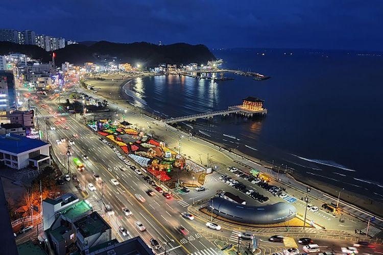 Kota Pohang, Provinsi Gyeongsang Utara, Korea Selatan DOK, Shutterstock/Tom Robertson