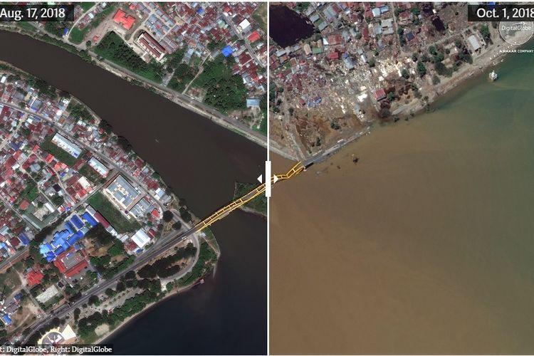 Citra satelit DigitalGlobe