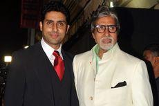 Dinyatakan Sudah Negatif Covid-19, Abhishek Bachchan Boleh Pulang dari RS