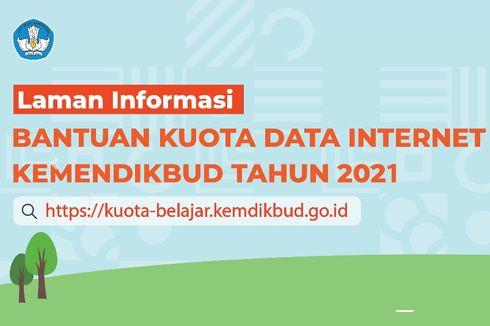 Ini Bedanya Kuota Data Internet Kemendikbud 2020 dan 2021