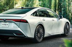 Generasi Kedua Mobil Hidrogen Toyota Mirai Resmi Meluncur