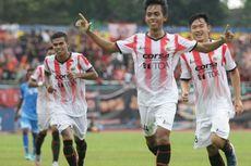 Persija Jakarta Raih Peringkat Ketiga di Cilacap Cup 2017
