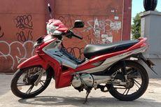 Cek Harga Bebek Matik Bekas Honda Revo AT dan Yamaha Lexam