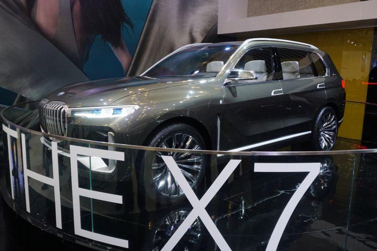 BMW hadirkan BMW X7 di GIIAS 2018