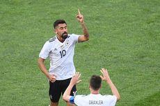 Hasil Piala Konfederasi, Jerman Lolos ke Semifinal sebagai Juara Grup