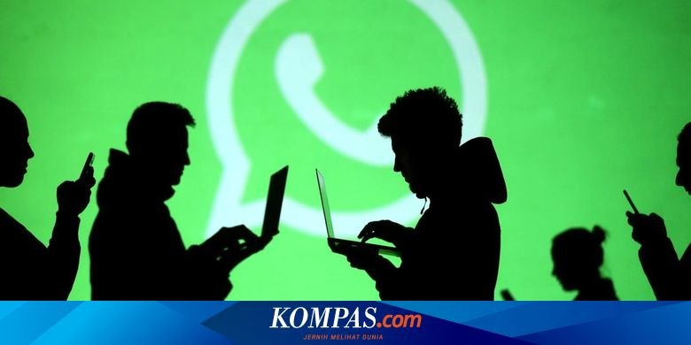 Ratusan Ribu Link Grup Whatsapp Pribadi Tersebar Di Google Halaman All Kompas Com