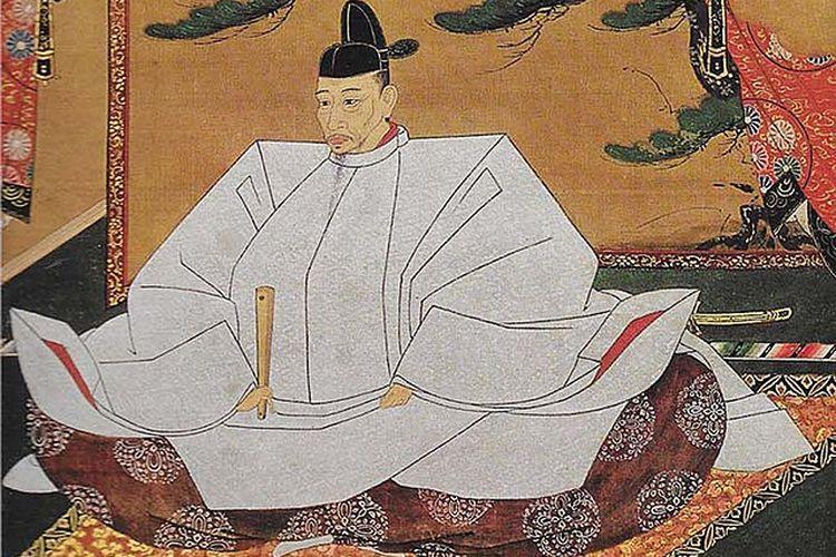 Ilustrasi Toyotomi Hideyoshi, salah satu tokoh yang menyatukan Jepang. [Via Wikimedia Commons]