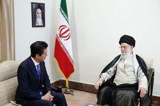 Temui PM Jepang, Pemimpin Tertinggi Iran: Saya Tidak Punya Pesan untuk Trump