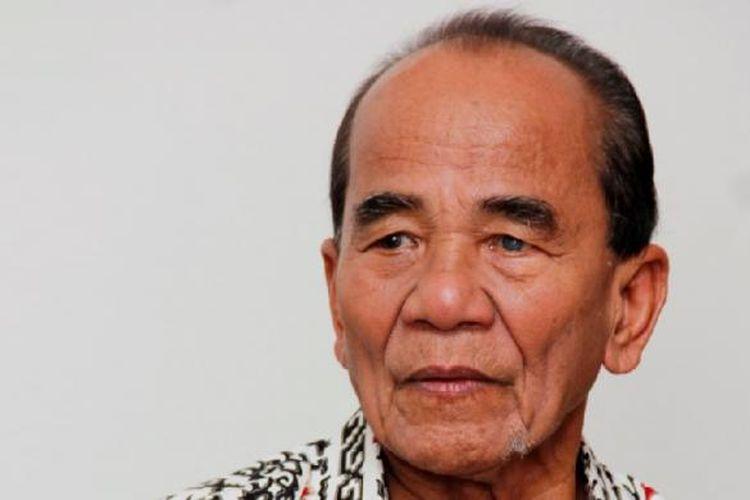 Annas Maamun saat masih menjabat Gubernur Riau