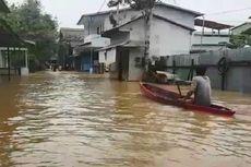 Banjir 1 Meter Rendam 10 Desa di Kabupaten Landak Kalimantan Barat