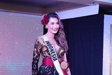 Frederika Alexis Cull Siap Bersaing di Ajang Miss Universe 2019