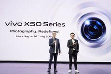 Vivo X50 dan X50 Pro Resmi Meluncur di Indonesia, Ini Harganya