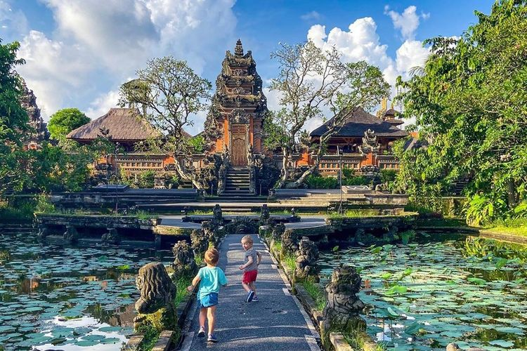 Masuk Dalam 25 Kota Terbaik Dunia, Apa Daya Tarik Ubud? Halaman all - Kompas.com