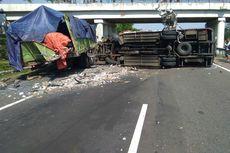 Ini Salah Satu Penyebab Kecelakaan di Tol Cipali