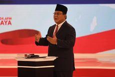 Apresiasi Prabowo untuk Jokowi dalam Debat Kedua Dinilai Kurang Tepat