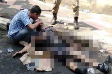 Selamat Jalan Ipda Erwin, Polisi yang Dibakar Saat Kawal Demo di Cianjur Meninggal