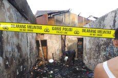 Rumah Terbakar Tewaskan Dua Bocah Kembar