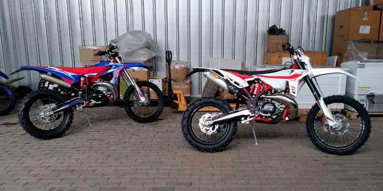 Beta Motorcycle luncurkan dua motor enduro terbaru