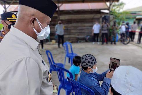 Jokowi Beri Santunan Rp 25 Juta untuk Arga, Bocah Yatim Piatu karena Covid-19 di Kutai Kartanegara
