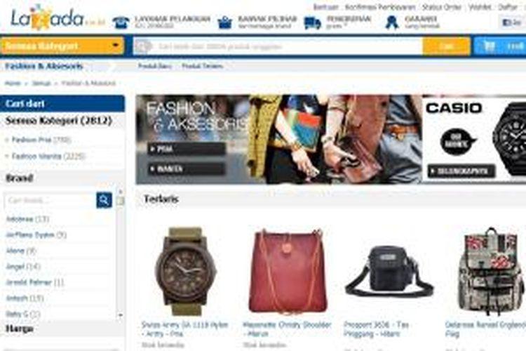 Komentar paling  unik dan menarik akan mendapatkan 3 voucher senilai Rp 200.000 yang bisa dibelanjakan di toko online Lazada.co.id.